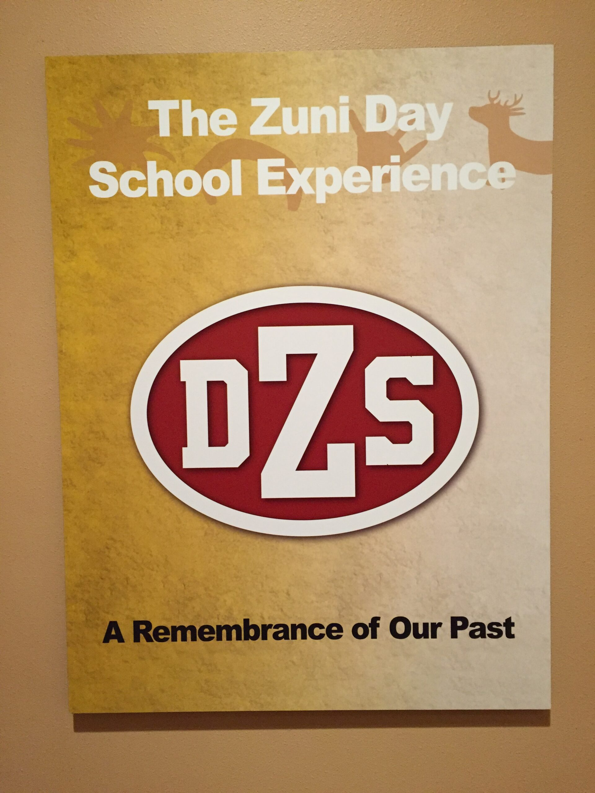 The Zuni Day School Experience